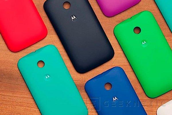 Motorola lanza su nuevo Moto E por tan solo 120 Euros, Imagen 2