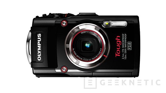 Olympus Stylus TG-3: nueva cámara resistente con modo macro avanzado, Imagen 1