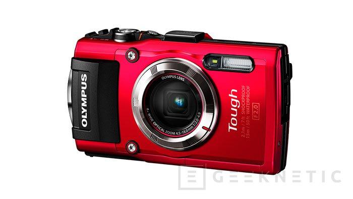 Olympus Stylus TG-3: nueva cámara resistente con modo macro avanzado, Imagen 2