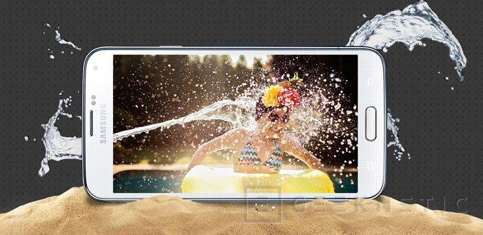 Habrá una versión más resistente del Galaxy S5, Imagen 1