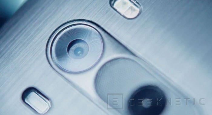 LG muestra los primeros detalles del LG G3 en un pequeño teaser, Imagen 2