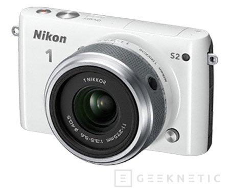 Nikon lanza su nueva cámara mirrorless 1 S2, Imagen 1