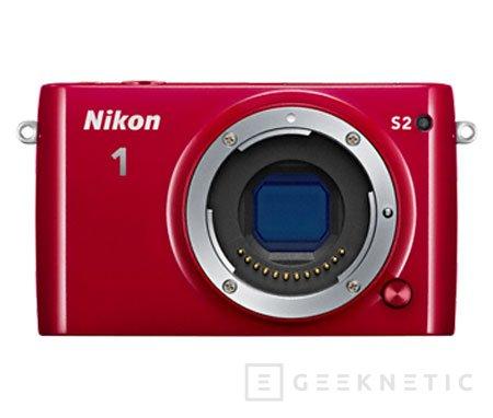 Nikon lanza su nueva cámara mirrorless 1 S2, Imagen 2