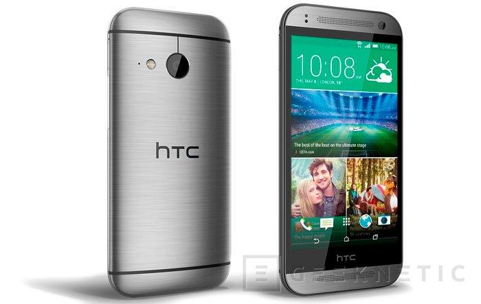 Presentado oficialmente el HTC One Mini 2, Imagen 1