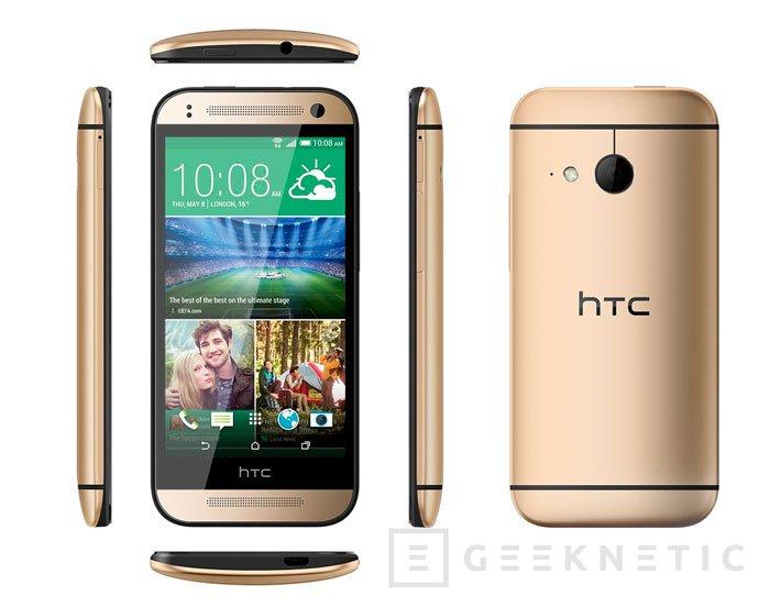Presentado oficialmente el HTC One Mini 2, Imagen 2