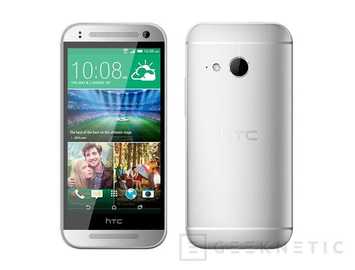 Presentado oficialmente el HTC One Mini 2, Imagen 3
