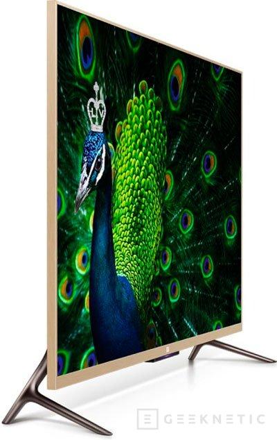 Mi presenta un televisor de 49 pulgadas 4K por menos de 470 Euros, Imagen 2