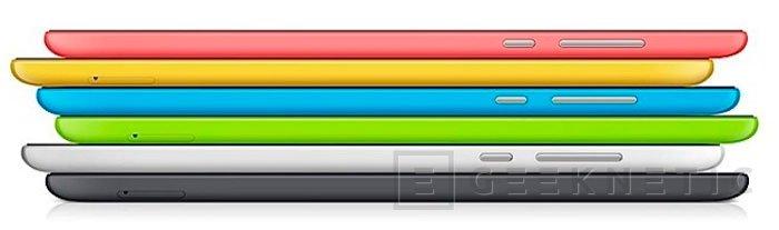 Mi Pad: llega el primer tablet con Tegra K1, Imagen 2
