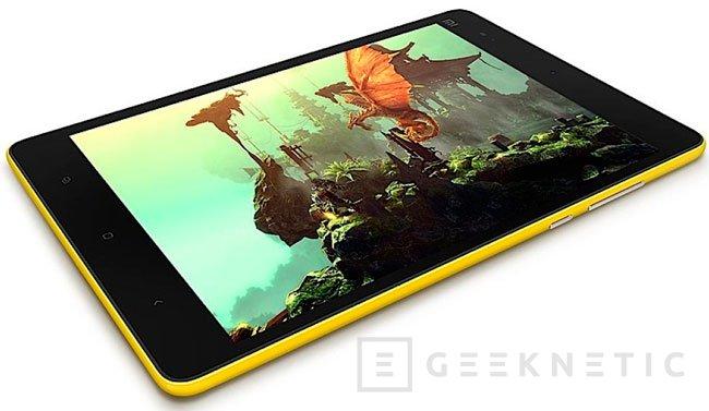 Mi Pad: llega el primer tablet con Tegra K1, Imagen 3