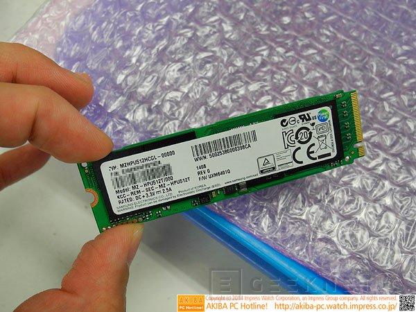 Los discos M.2 de alto rendimiento de Samsung están ya listos, Imagen 3