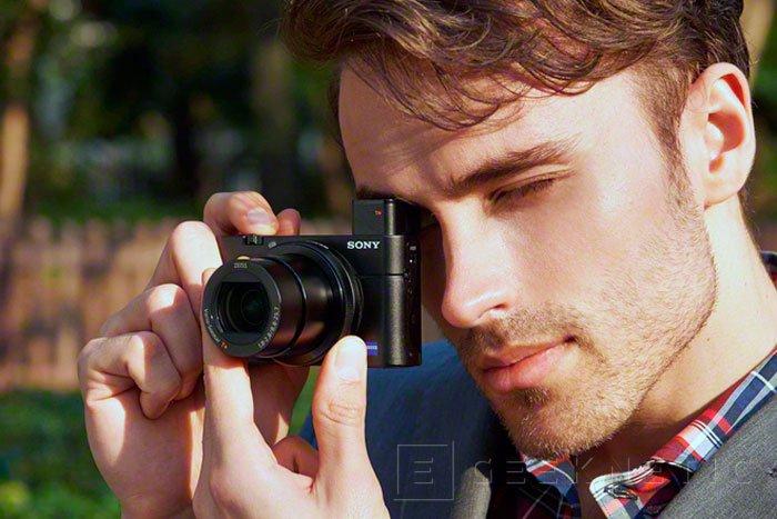 Sony reclama el trono de las cámaras digitales compactas con su nueva RX100  III, Imagen 2