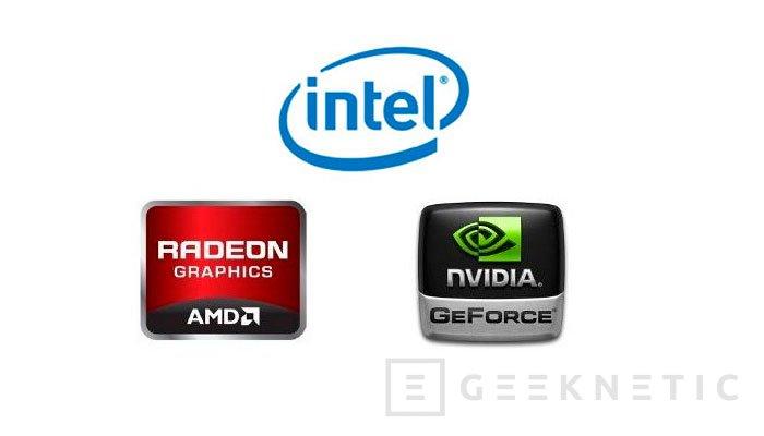 Intel gana más cuota de mercado en gráficas mientras que NVIDIA y AMD la pierden, Imagen 1