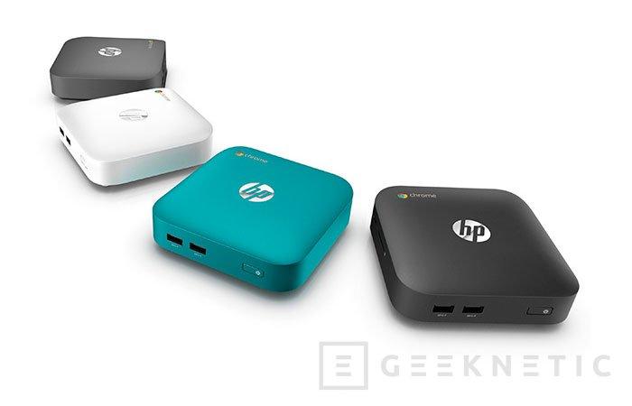 HP se suma a los fabricantes con Chromebox en su catálogo, Imagen 1