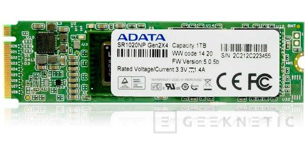 ADATA tiene un SSD M.2 capaz de alcanzar los 1.800 MB/s, Imagen 1