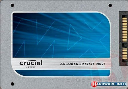 Crucial tiene listos los SSD MX100 con memoria a 16 nanómetros, Imagen 2