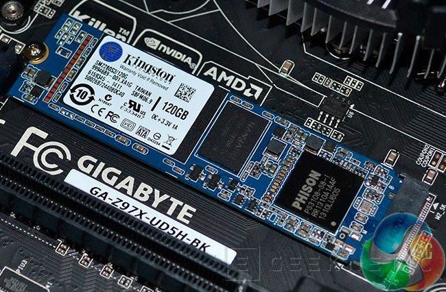 Kingston apuesta por los SSD M.2 con interfaz SATA, Imagen 1
