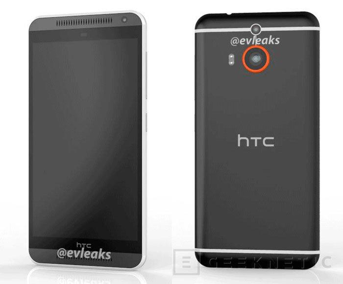 Filtrados datos e imágenes del HTC M8 Prime con Snapdragon 805, Imagen 1