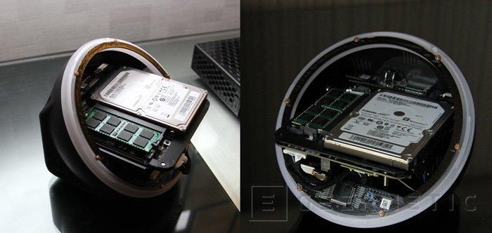 Los nuevos ZBOX de Zotac llegan con una original forma de esfera, Imagen 2
