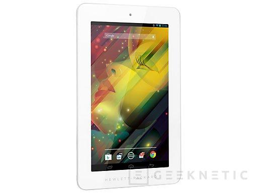 El nuevo tablet de 7 pulgadas de HP cuesta menos de 100 Dólares, Imagen 1