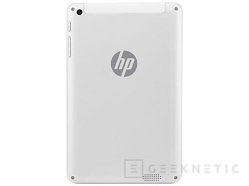 El nuevo tablet de 7 pulgadas de HP cuesta menos de 100 Dólares, Imagen 2