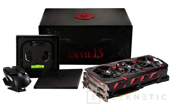 Powercolor muestra oficialmente la gráfica Devil 13 Dual Core R9 290X, Imagen 2