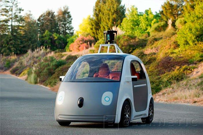 Google presenta su propio coche autónomo, Imagen 1