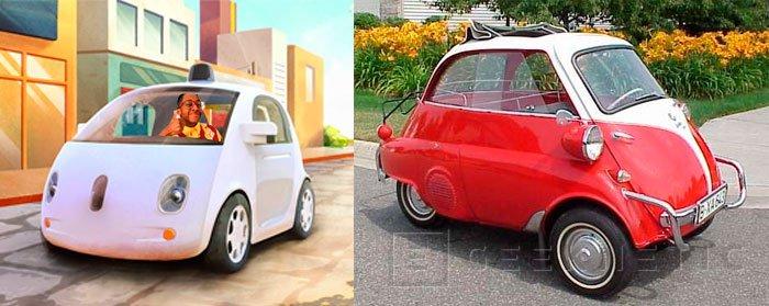 Google presenta su propio coche autónomo, Imagen 2