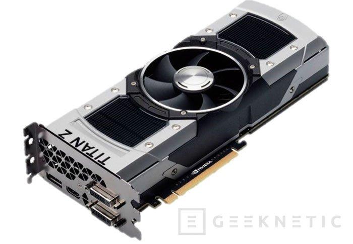 Llegan las GeForce GTX TITAN Z por más de 2.800 Euros, Imagen 1
