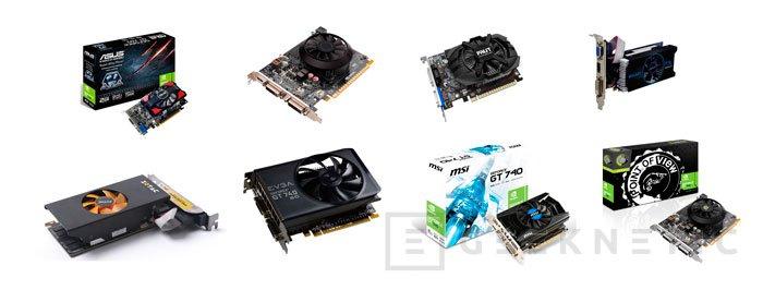 NVIDIA refuerza su gama económica con las nuevas GeForce GT 740, Imagen 2