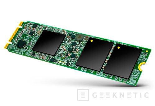 ADATA lanza una versión de sus SSD SP900 en formato M.2, Imagen 1