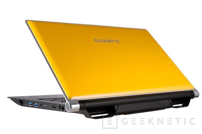 Llegan tres nuevos portátiles gaming de Gigabyte, Imagen 1