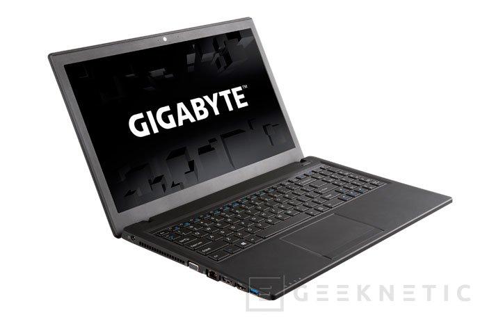 Llegan tres nuevos portátiles gaming de Gigabyte, Imagen 2