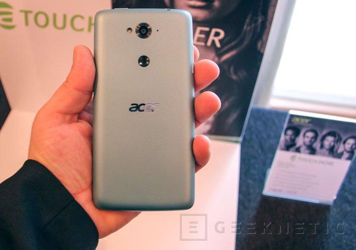 ACER presenta tres nuevos smartphones de la gama Liquid, Imagen 2