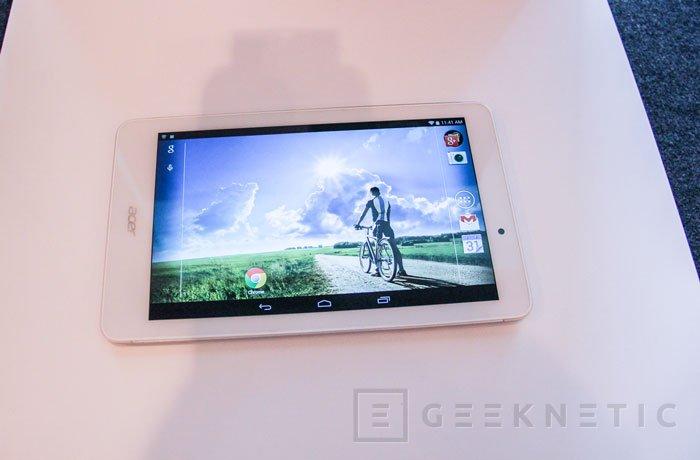 ACER Iconia Tab 8: un tablet Full HD por menos de 200 Euros, Imagen 1
