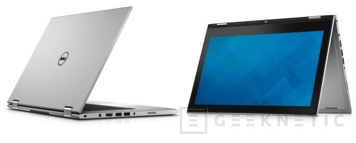 Dell introduce la serie 7000 de convertibles 360 , Imagen 1