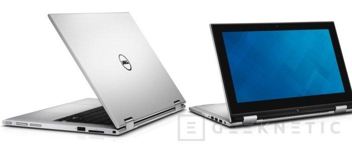 Dell introduce la serie 7000 de convertibles 360 , Imagen 2