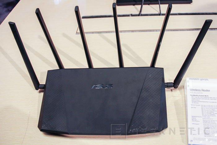 ASUS RT-AC3200, un router capaz de alcanzar 3.200 Mbps, Imagen 2