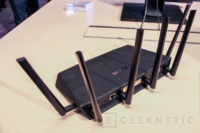 ASUS RT-AC3200, un router capaz de alcanzar 3.200 Mbps, Imagen 3