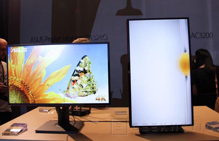 ASUS ProArt PA328Q, monitor 4K para profesionales, Imagen 1