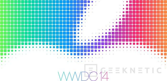 Apple WWDC 2014. Todo MacOS X e iOS, Imagen 1