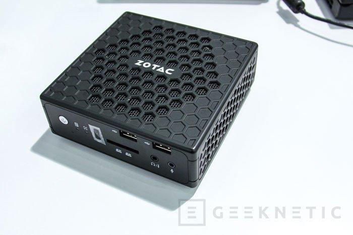 ZOTAC presenta cuatro modelos de ZBOX con refrigeración pasiva, Imagen 1