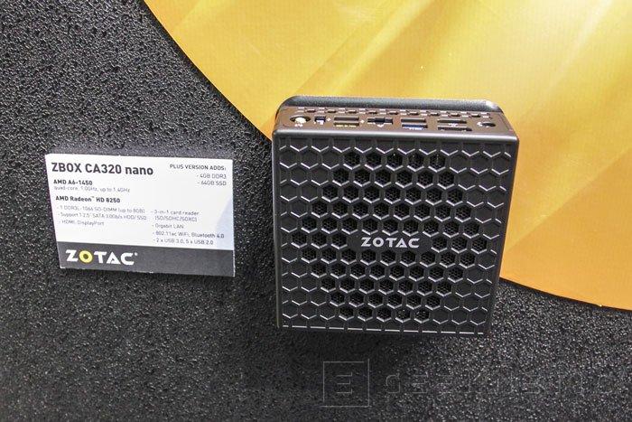ZOTAC presenta cuatro modelos de ZBOX con refrigeración pasiva, Imagen 3
