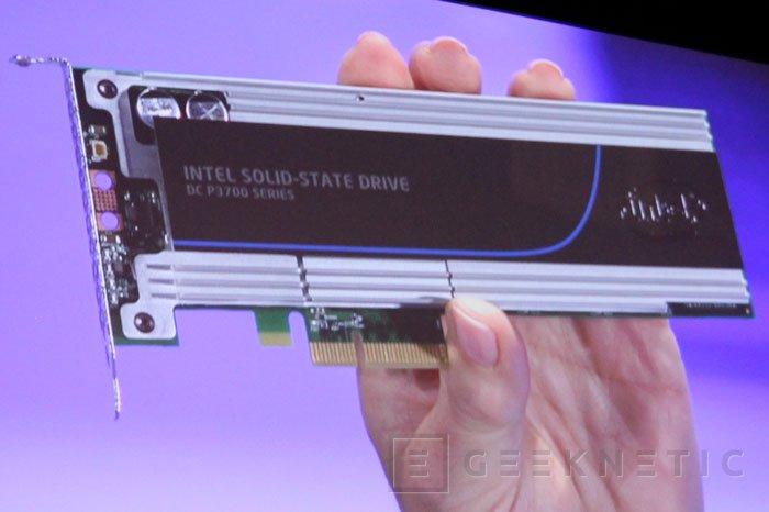 Intel alcanza los 2800 MB/s con los nuevos SSD DC P3700, Imagen 1