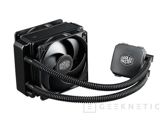 Cooler Master actualiza su serie Nepton de refrigeración líquida, Imagen 2