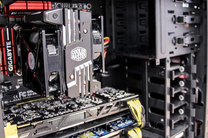 Cooler Master Hyper D92, Imagen 2