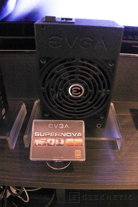 EVGA SuperNova 1600 G2, fuente de 1600W 80 PLUS GOLD, Imagen 2