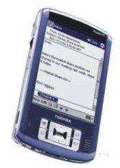 Toshiba PocketPC e400 y e800, Imagen 3