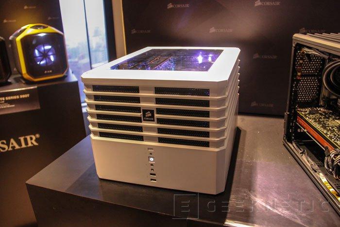 Corsair Carbide Series Air 240, nueva torre Mini ITX para equipos potentes, Imagen 3