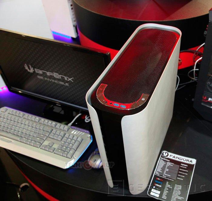 BitFenix trae tres nuevas torres gaming al Computex 2014, Imagen 2