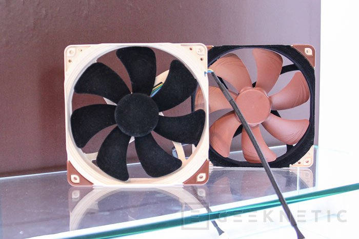 Noctua prueba nuevos materiales para mejorar sus ventiladores, Imagen 1